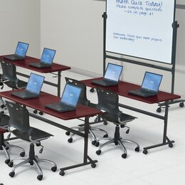 Computer U0026 Training Tables · Classroom Chairs