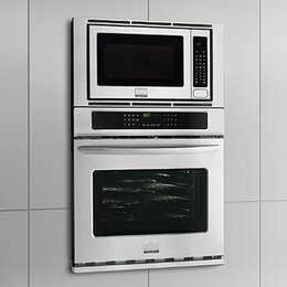 Wall Ovens. Microwaves. Small Appliances