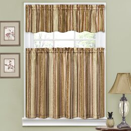 Valances & Kitchen Curtains
