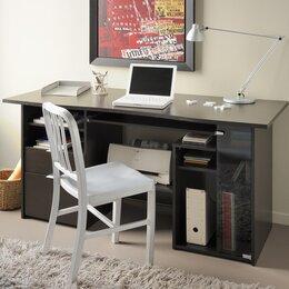 desks. Black Bedroom Furniture Sets. Home Design Ideas