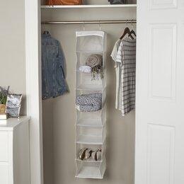 Closet & Bedroom Storage You\'ll Love | Wayfair