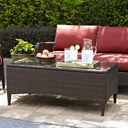 patio coffee tables