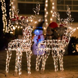 outdoor christmas light displays - Christmas Decorations Lights