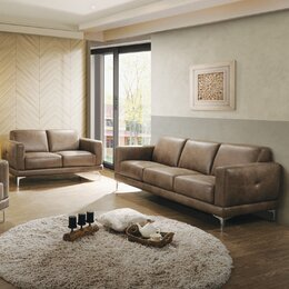 bed in living room. Living Room Sets Modern  Contemporary Furniture AllModern