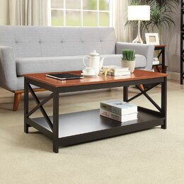 Coffee Tables You Ll Love Wayfair Living Room Table  Interior Design