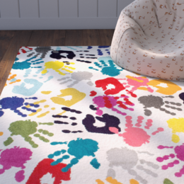 gender neutral rugs - Kids Bedroom Mats