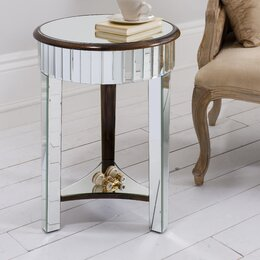mirrored furniture. mirrored side tables furniture