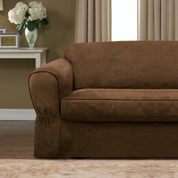 shop chair covers and sofa covers - slipcovers you'll love | wayfair