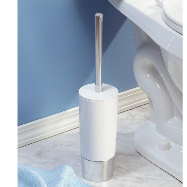bedford toilet bowl brush and holder reviews joss main. Black Bedroom Furniture Sets. Home Design Ideas
