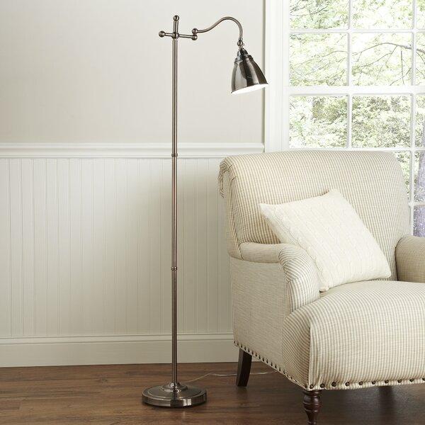 Birch Lane Bushnell 59 Quot Led Task Floor Lamp Amp Reviews