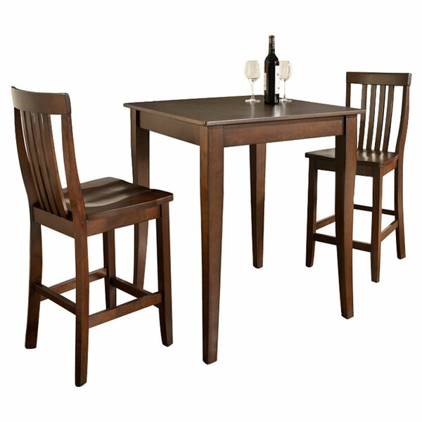 birch lane olsen 3 piece pub dining set reviews birch lane