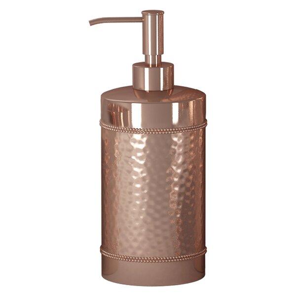Birch Lane Hammered Copper Lotion Dispenser Amp Reviews