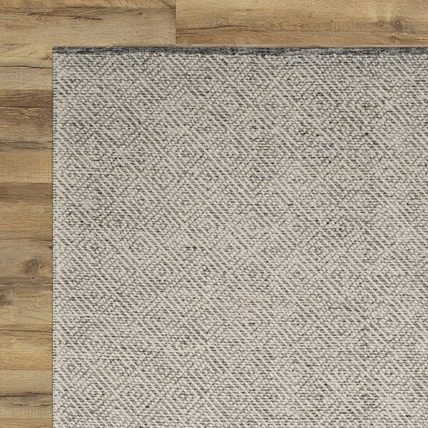 Langley Street Daytona Beach Hand-Tufted Ivory Area Rug