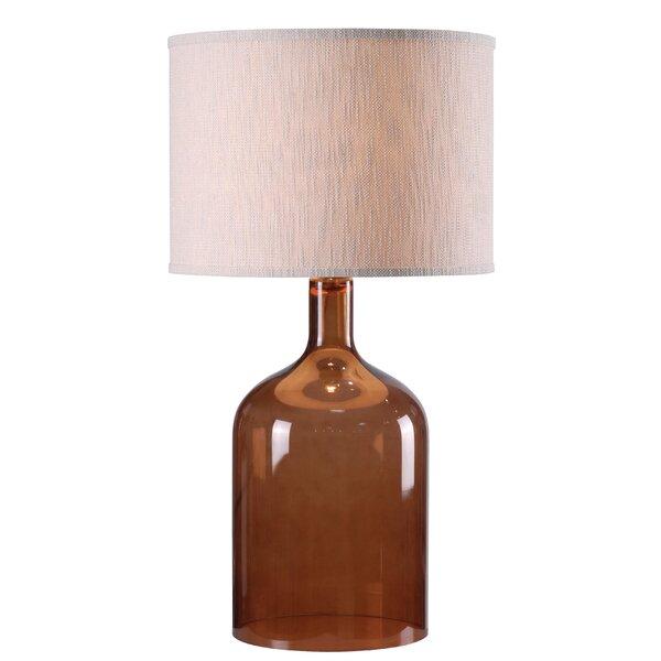 Birch Lane Falmouth Glass Table Lamp Amp Reviews Birch Lane