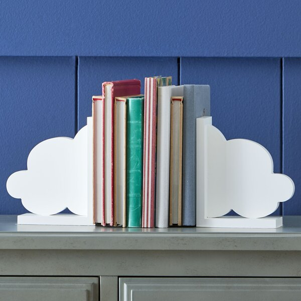 Birch Lane Kids Cool Cumulus Bookends Birch Lane