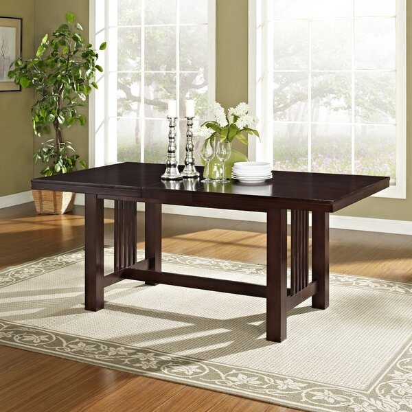 Marion Extendable Dining Table Amp Reviews Joss Amp Main