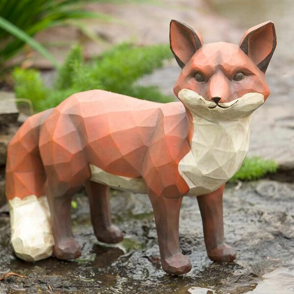 Fox Garden Statue Reviews Joss Main