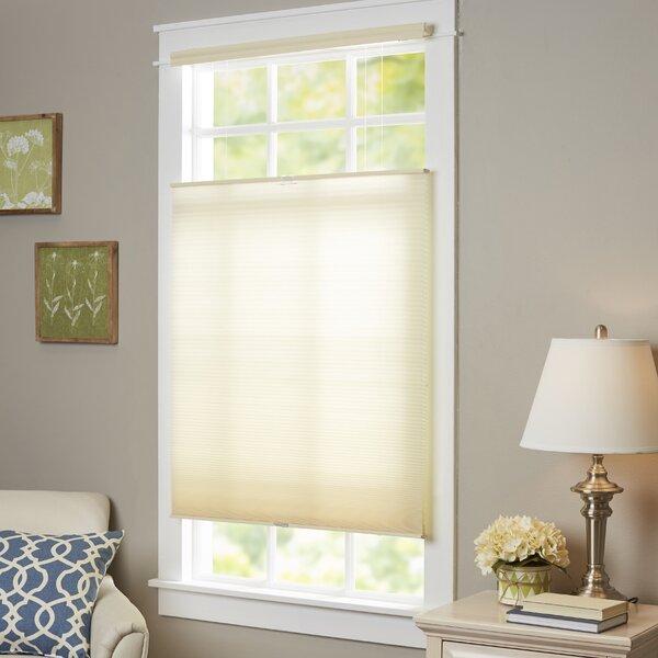 nancy top down bottom up cordless honeycomb cellular shade reviews joss main. Black Bedroom Furniture Sets. Home Design Ideas