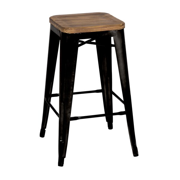Cyrus 26 Quot Bar Stool Amp Reviews Joss Amp Main