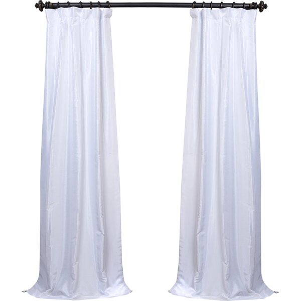 Curtains Ideas blackout pinch pleat curtains : Libby Blackout Pinch Pleat Single Curtain Panel & Reviews | Joss ...