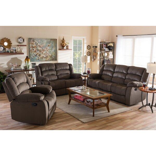 theo 3 piece living room set joss main