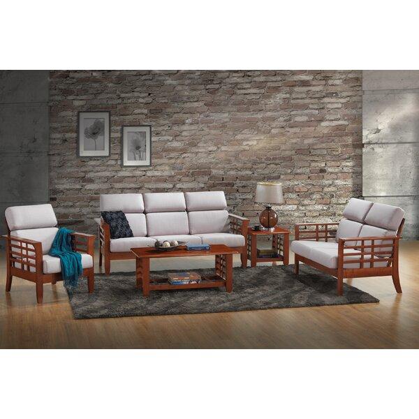 Anguila 5 piece living room set reviews joss main for 5 piece living room set