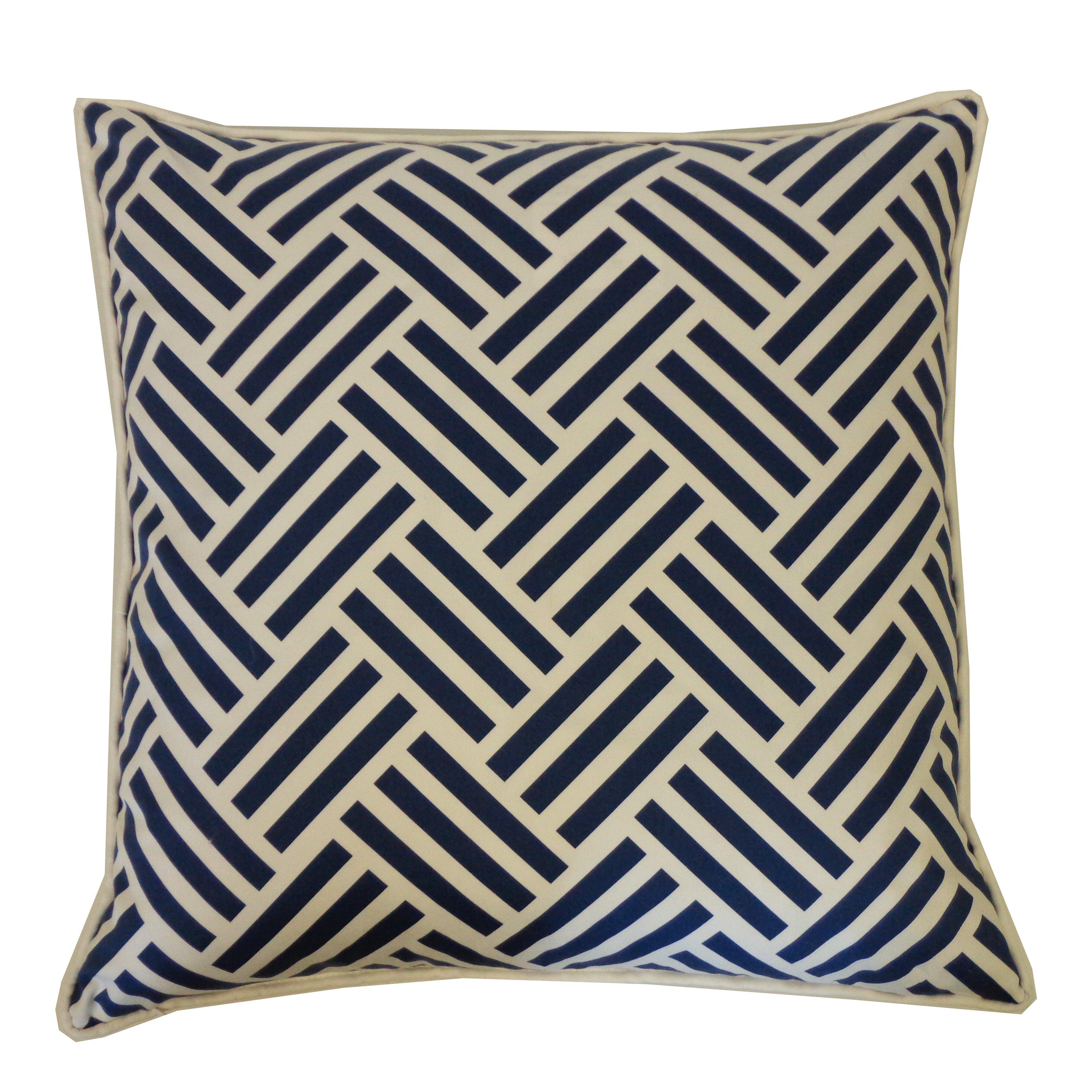 Jiti Trible Cotton Throw Pillow Wayfair