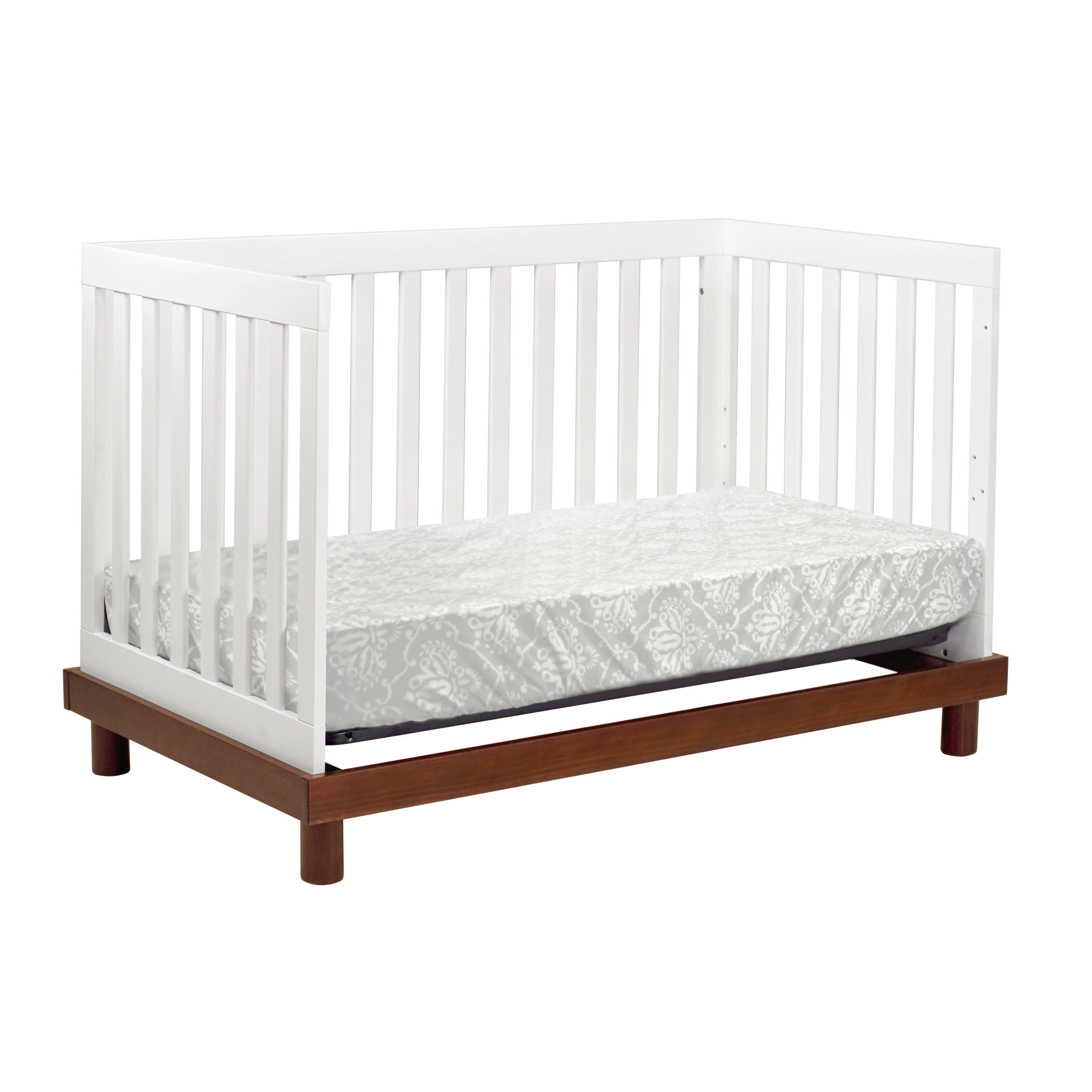 Crib spring frame for sale - Baby Mod Olivia 3 In 1 Convertible Crib