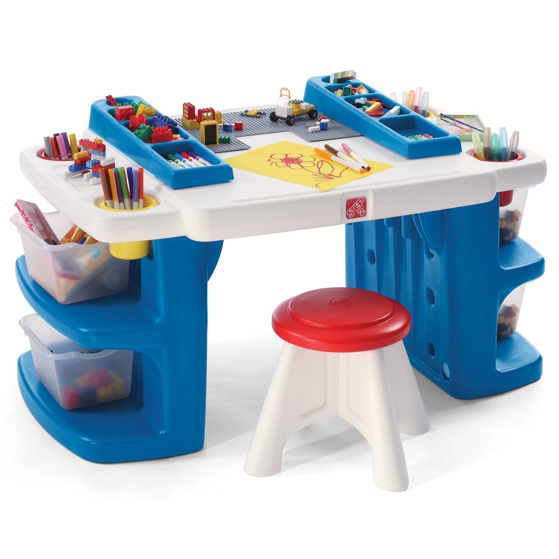 Игровые столики crayola, paradiso, simba, smoby, step 2 купи.