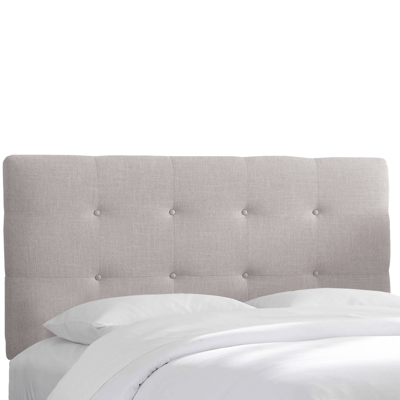 Napa Bedroom Furniture Skyline Furniture Napa Upholstered Panel Headboard Reviews Wayfair