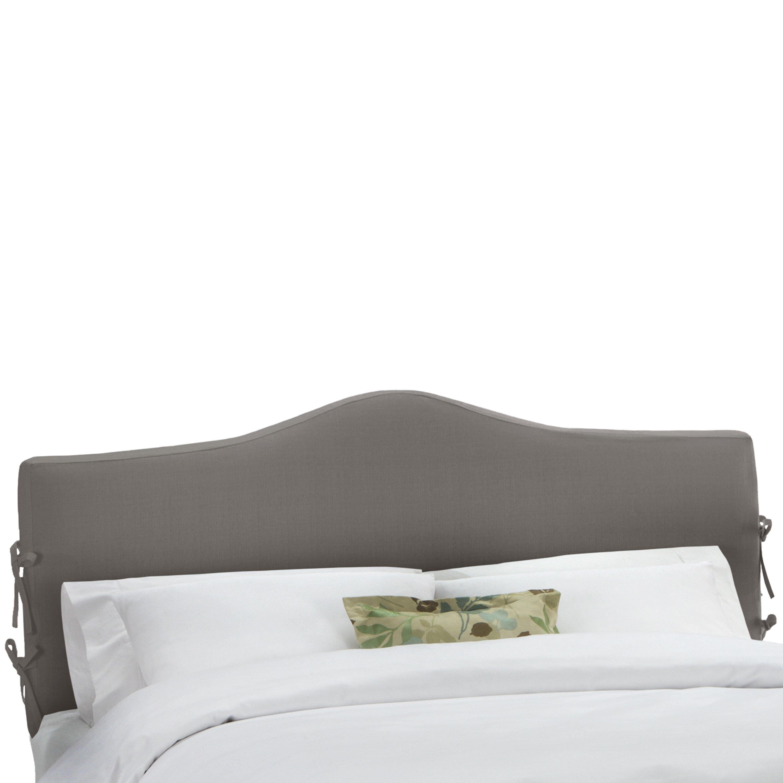 Skyline Bedroom Furniture Skyline Furniture Slip Cover Upholstered Panel Headboard Reviews