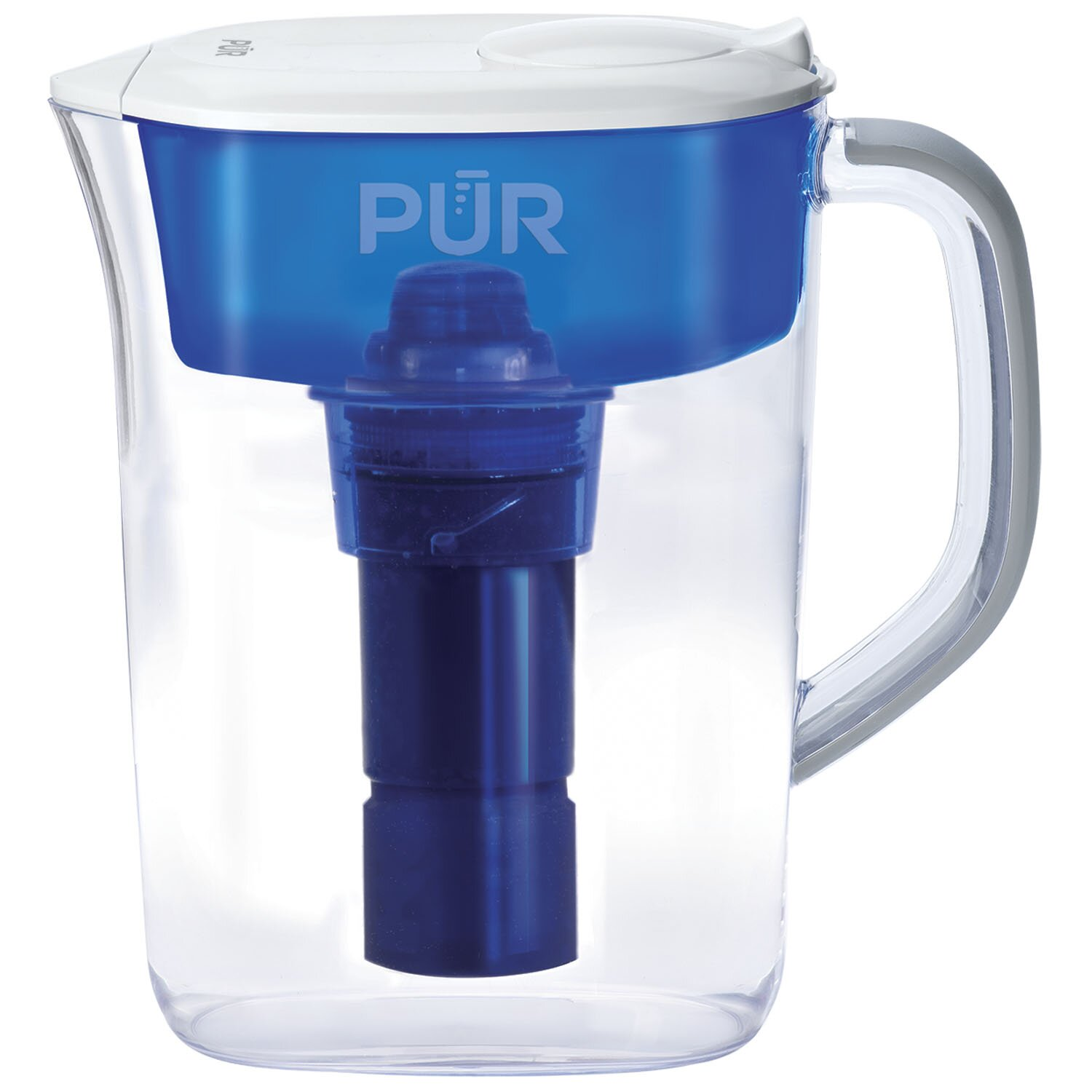 Compare Brita Pur Lead Reduction Water Pitcher Filter 3 Pk