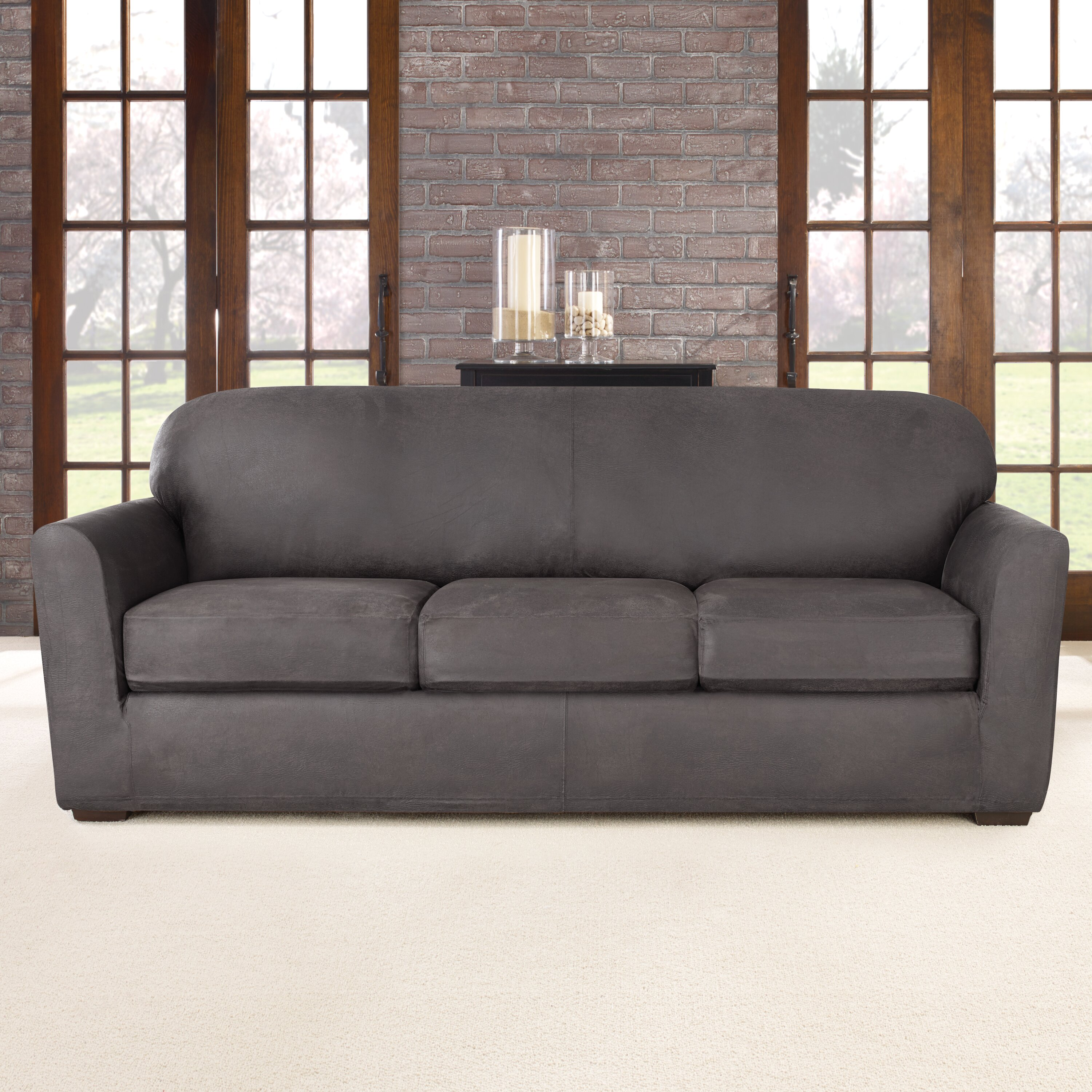 3 Seat Sofa Cover Velcromag