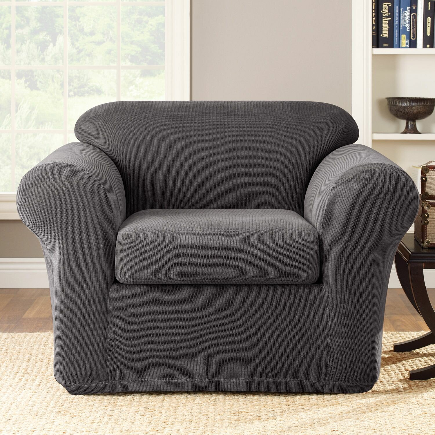 Furniture & Rug Chic Recliner Covers For Prettier Recliner Ideas