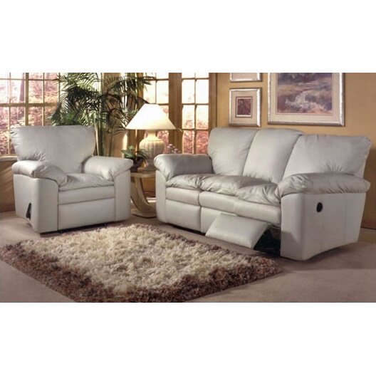Omnia Leather El Dorado Reclining Living Room Set & Reviews | Wayfair