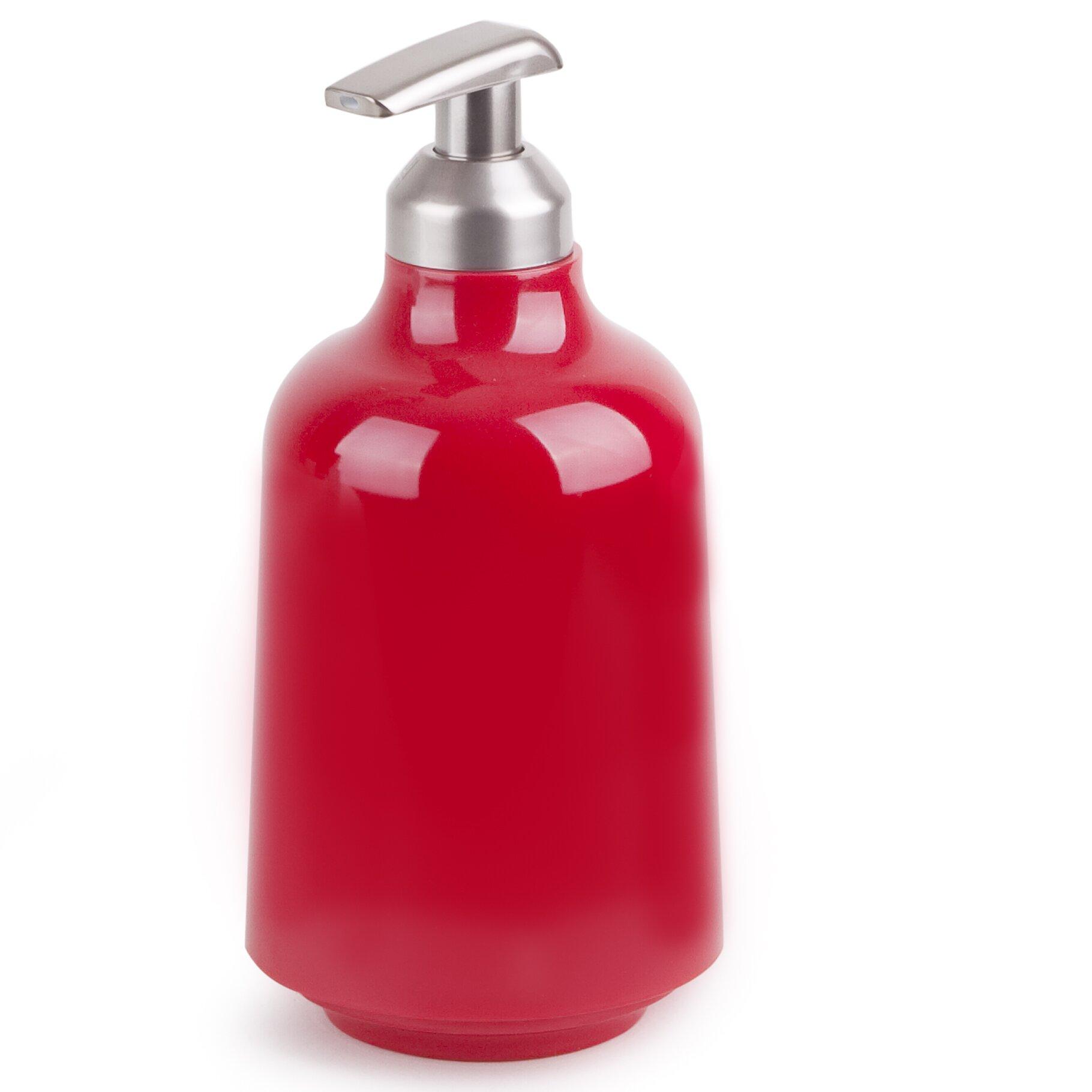 Umbra Step Bathroom Accessories Soap Dispenser Reviews Wayfair
