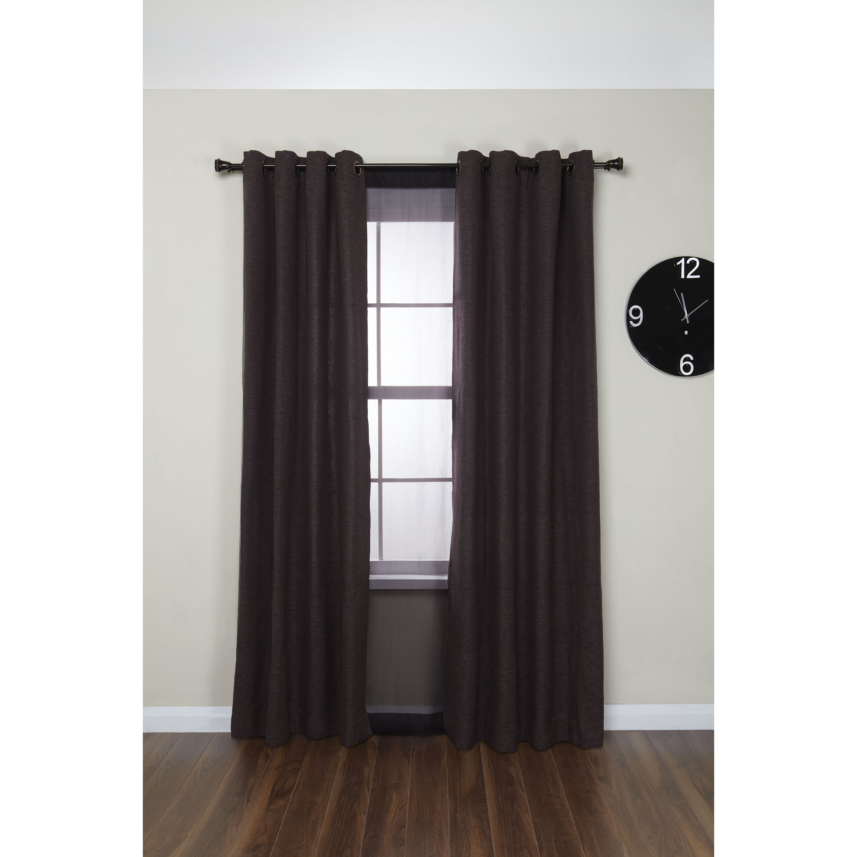 Bellair Double Curtain Rod And Hardware Set & Reviews