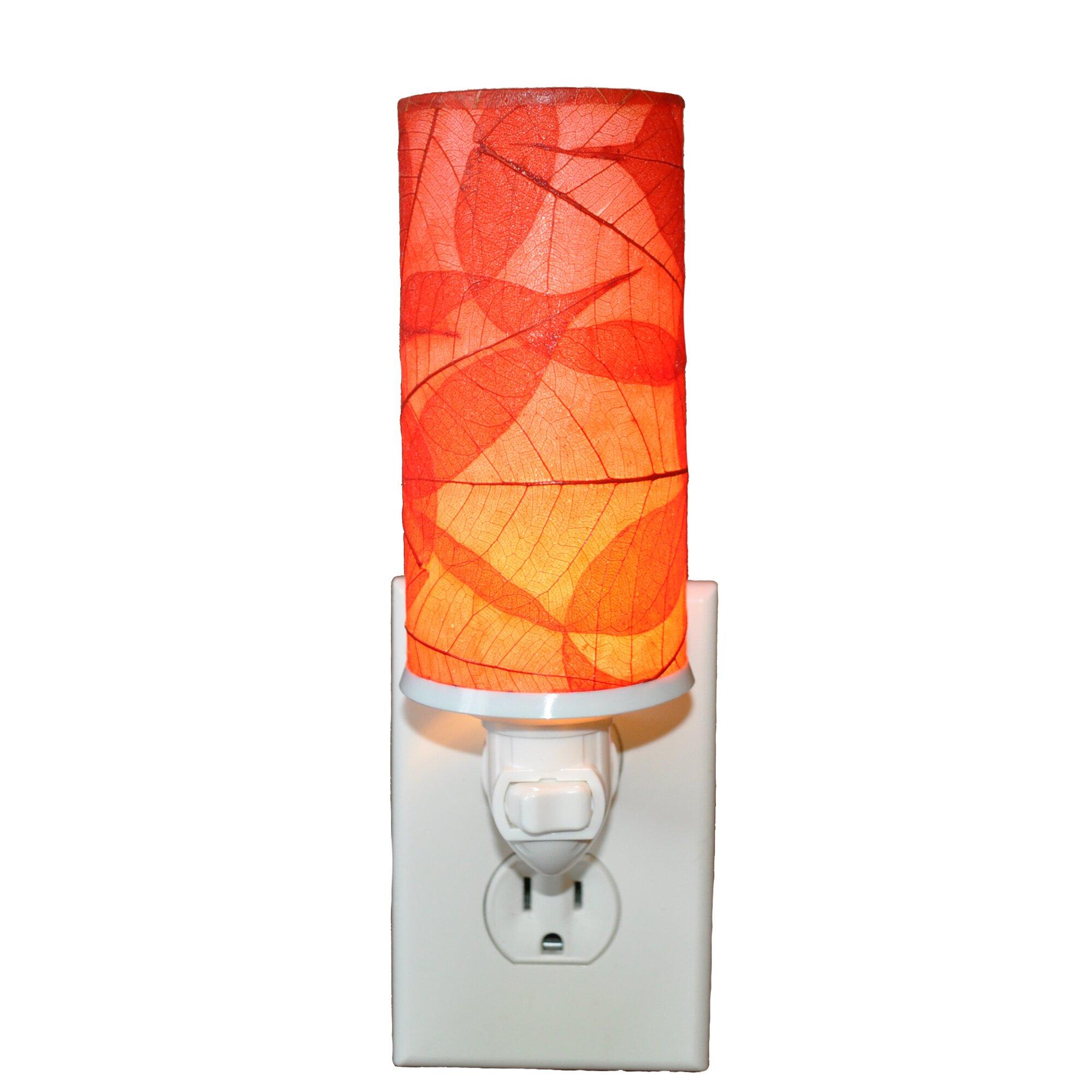 Automatic night lights decorative - Cylinder Night Light