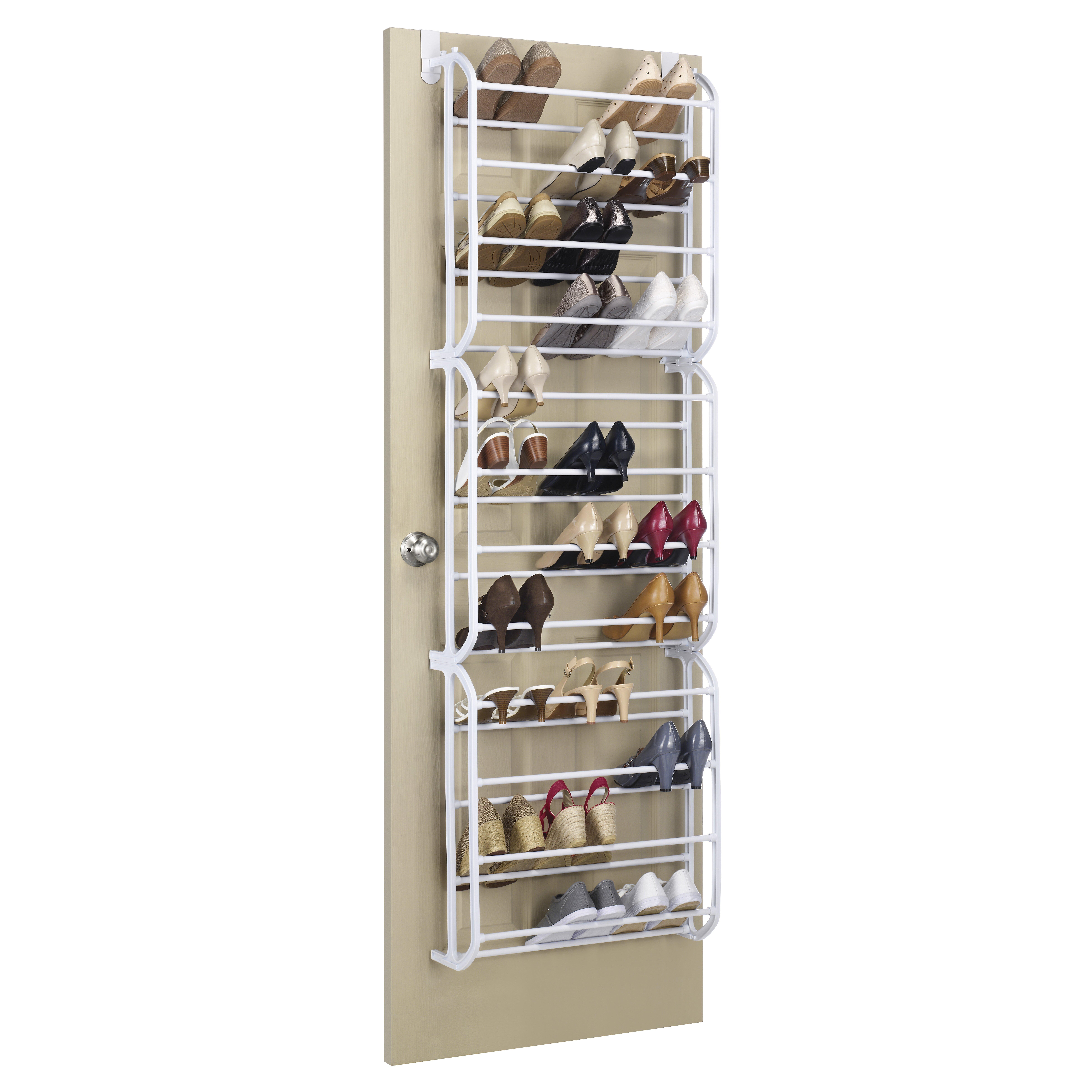 Over the door boot rack - Quick View 12 Tier Overdoor Shoe Organizer