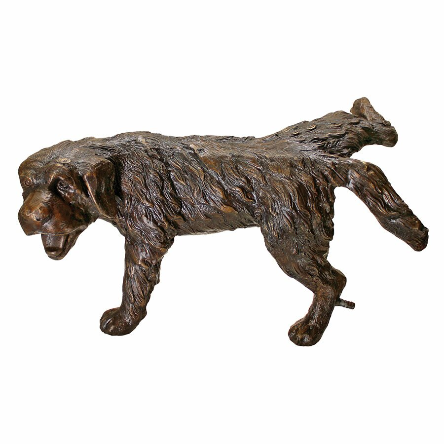 Design Toscano Naughty Puppy Peeing Dog Garden Statue Wayfair