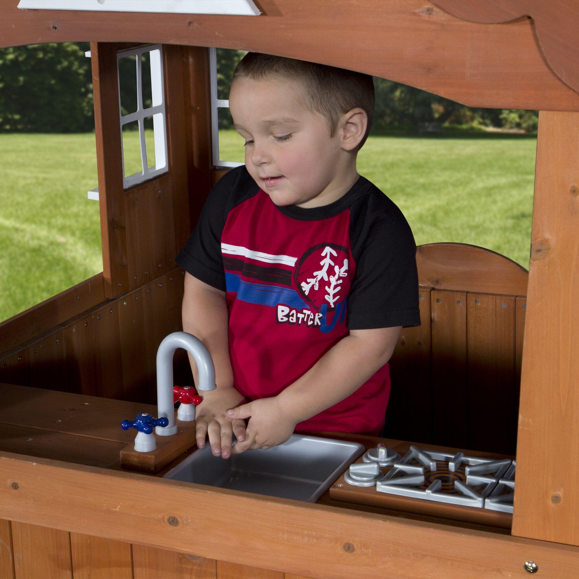 baby kids backyard play outdoor playhouses backyard discovery sku