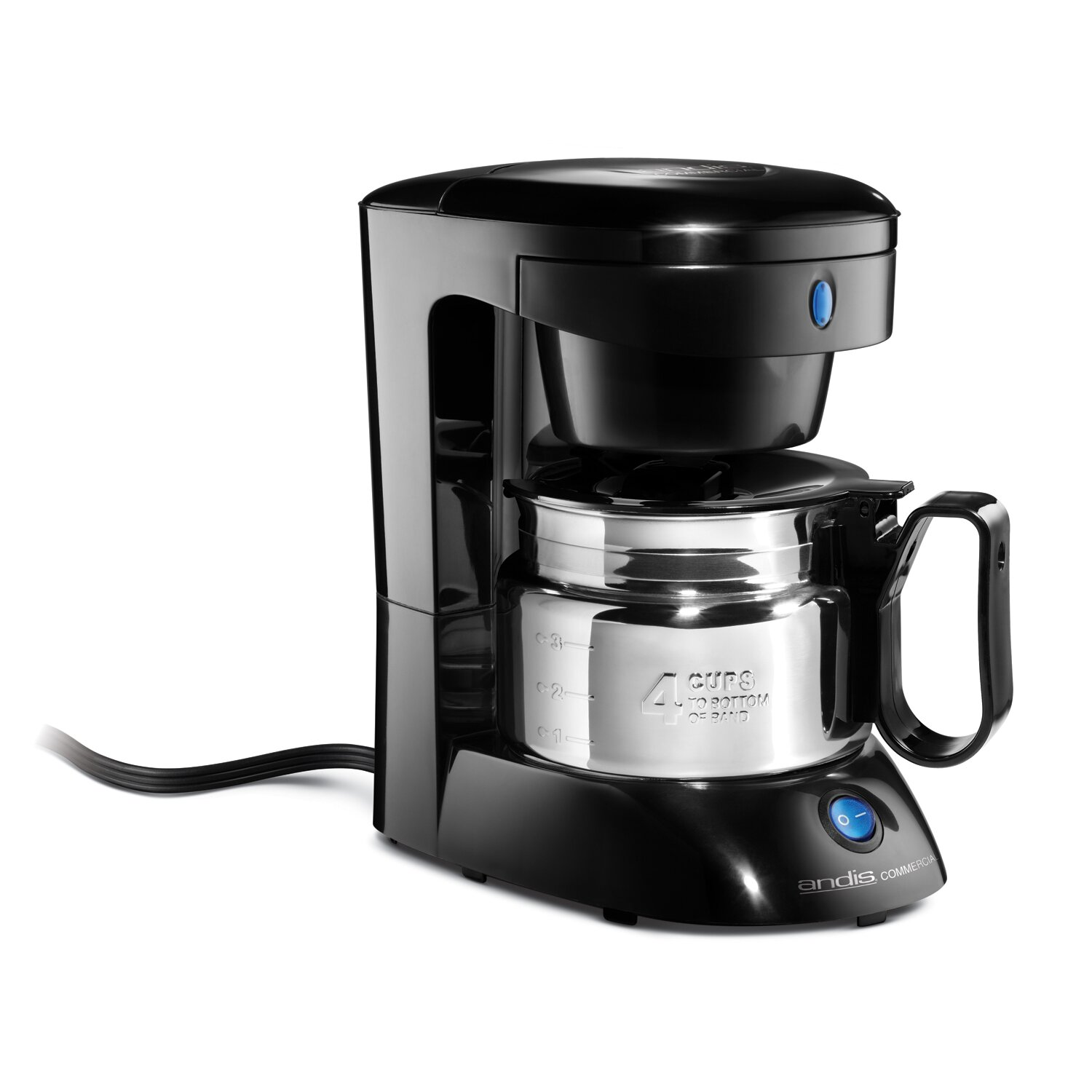Coffee Maker Reviews 4 Cup : Andis Company 4 Cup Coffee Maker & Reviews Wayfair