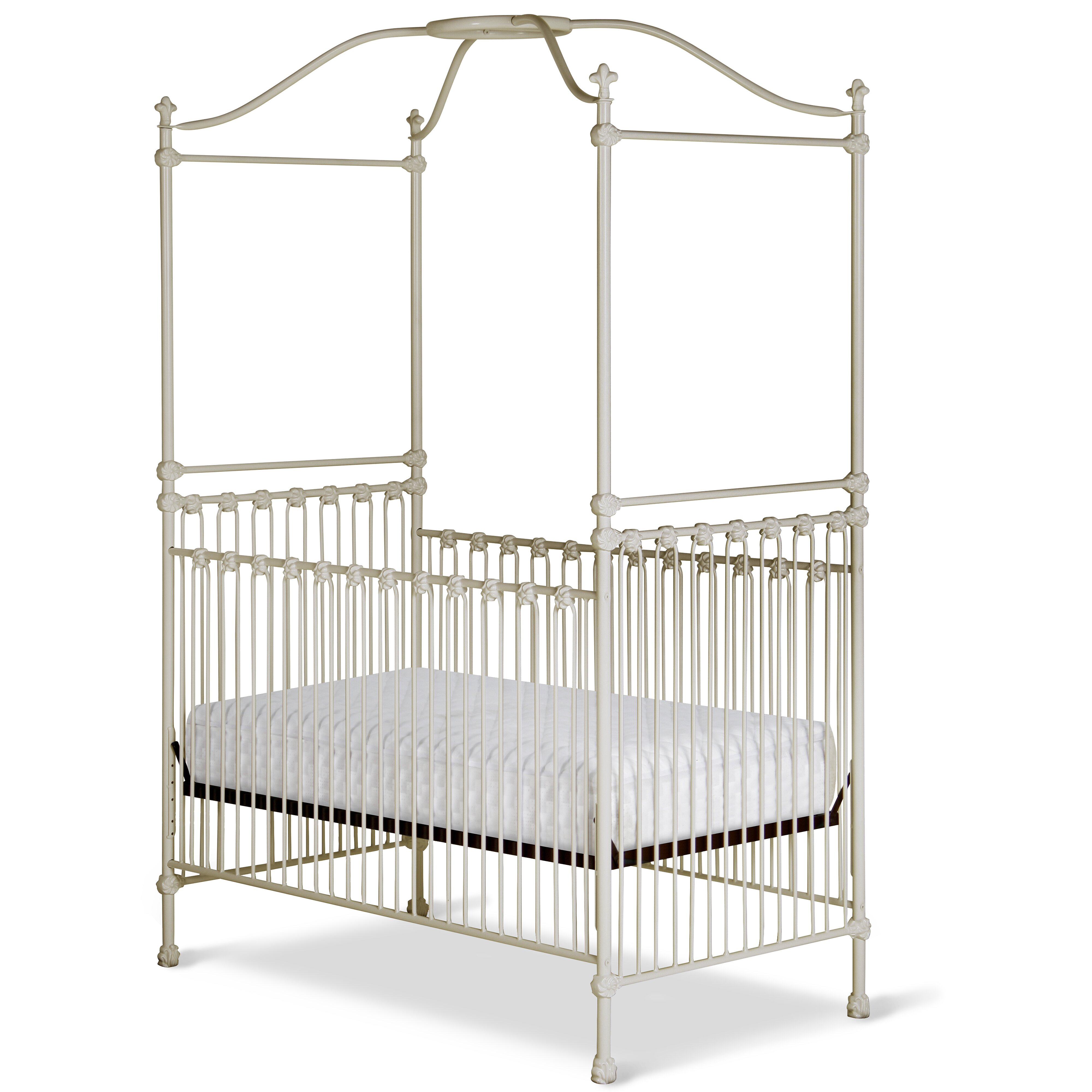 Ellery round crib for sale - Corsican Stationary Canopy Crib