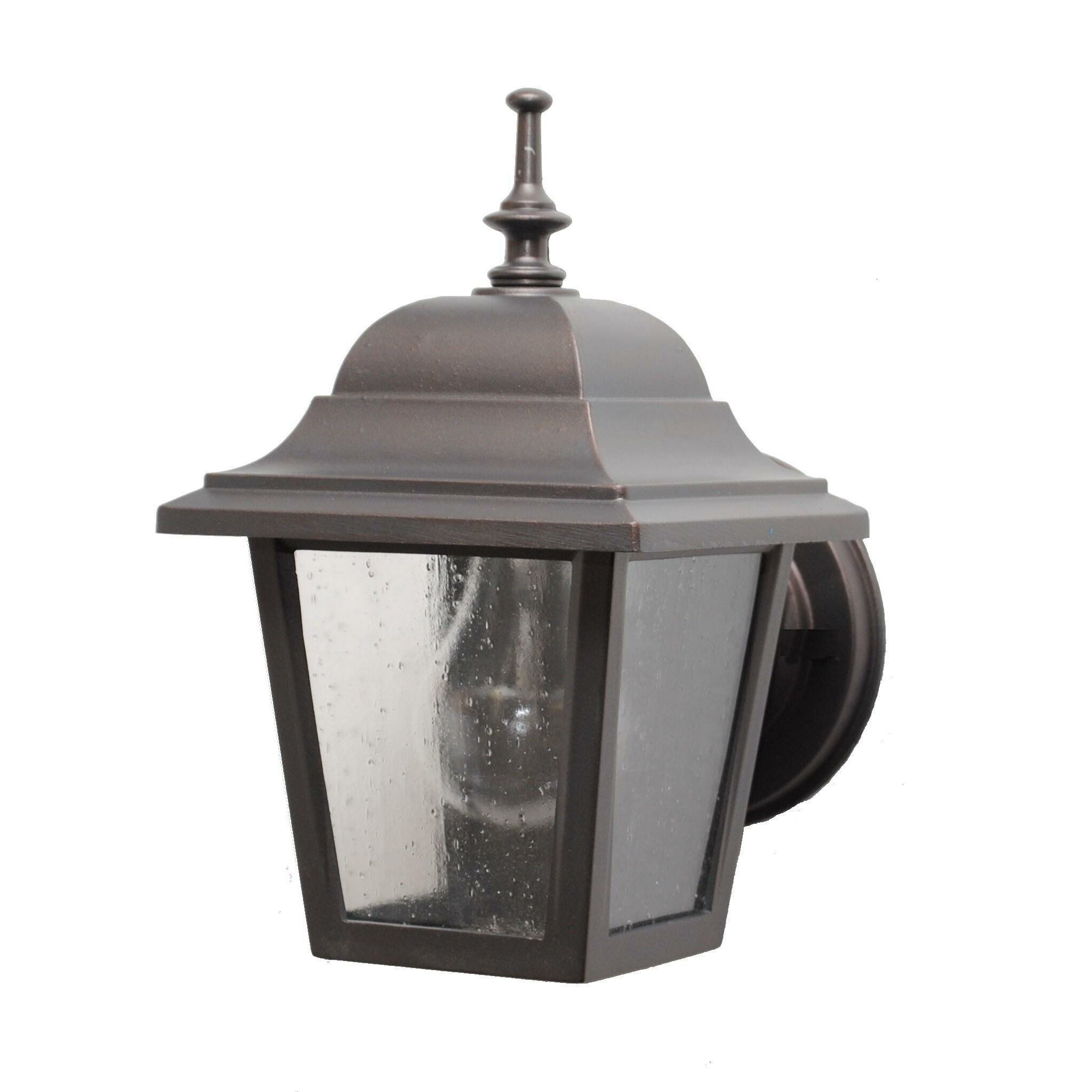 Melissa Kiss Series 1 Light Outdoor Wall Lantern Reviews Wayfair