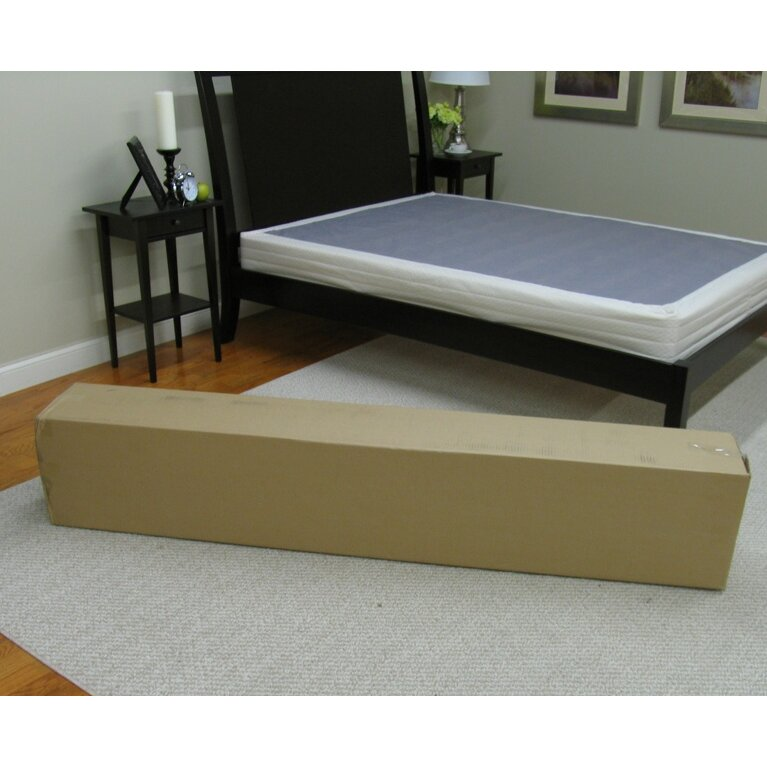 classic brands 8 instant foundation box spring reviews wayfair. Black Bedroom Furniture Sets. Home Design Ideas
