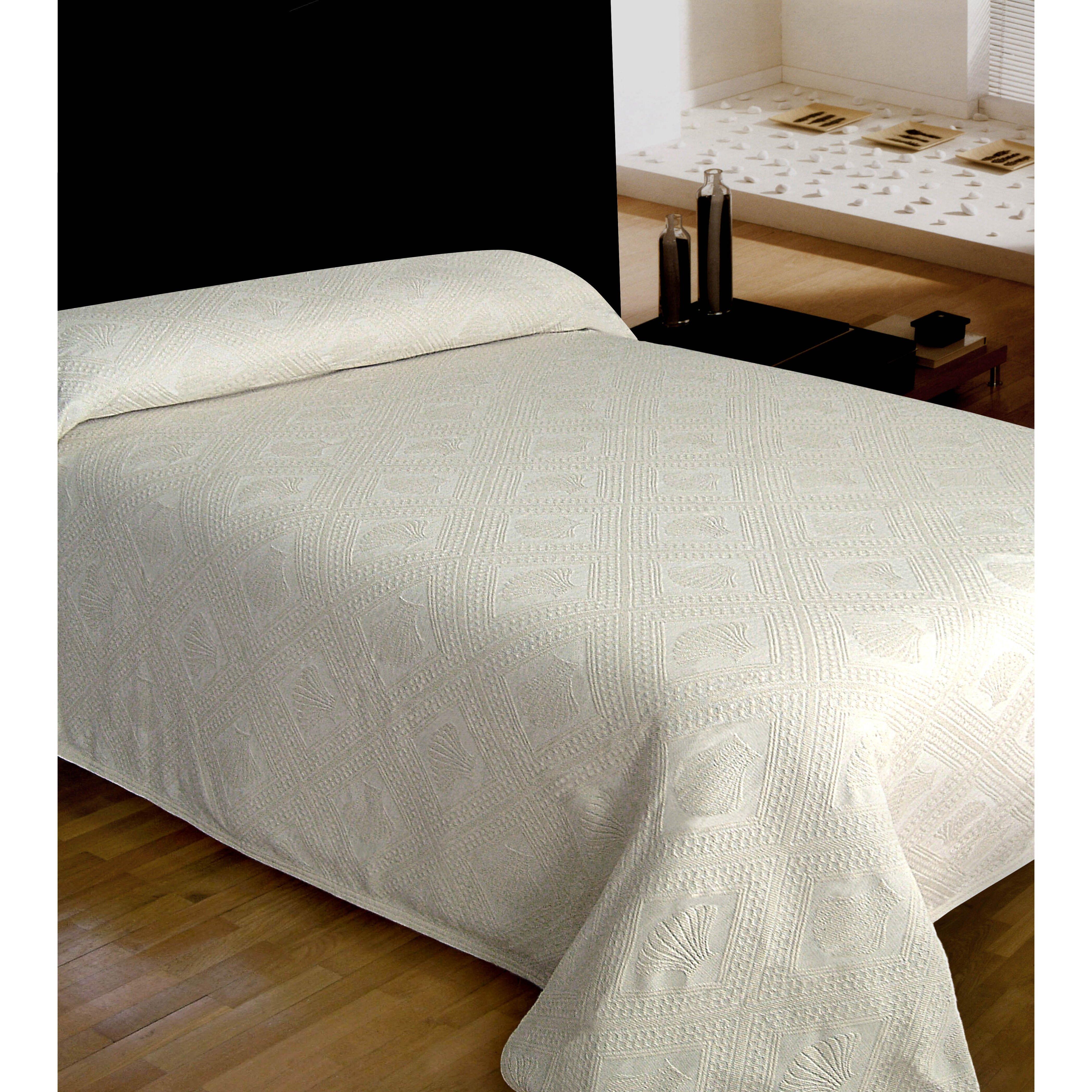 Bargoosehometextiles Jacquard Bedspread Amp Reviews Wayfair