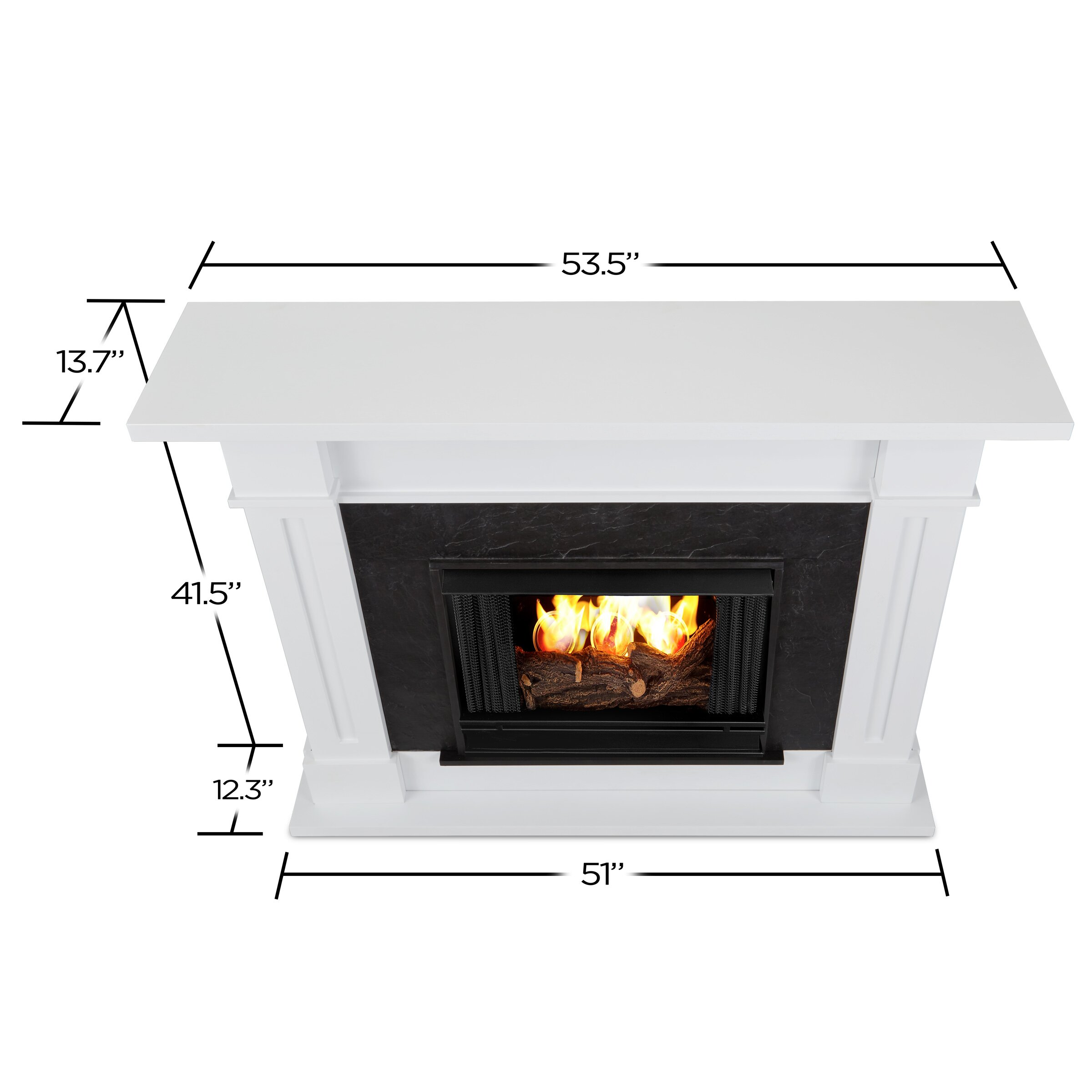 smothery ventless and gel fireplace insert enamour style a installing swanky prissy fuel record free logs image log inserts vent gas at with