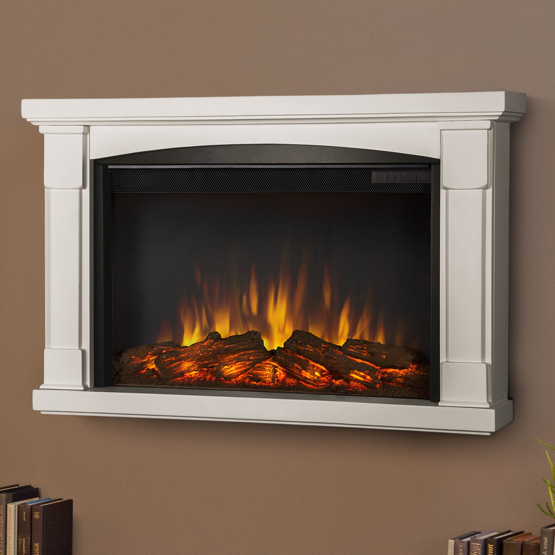 Slim Electric Fireplace ~ dact.us