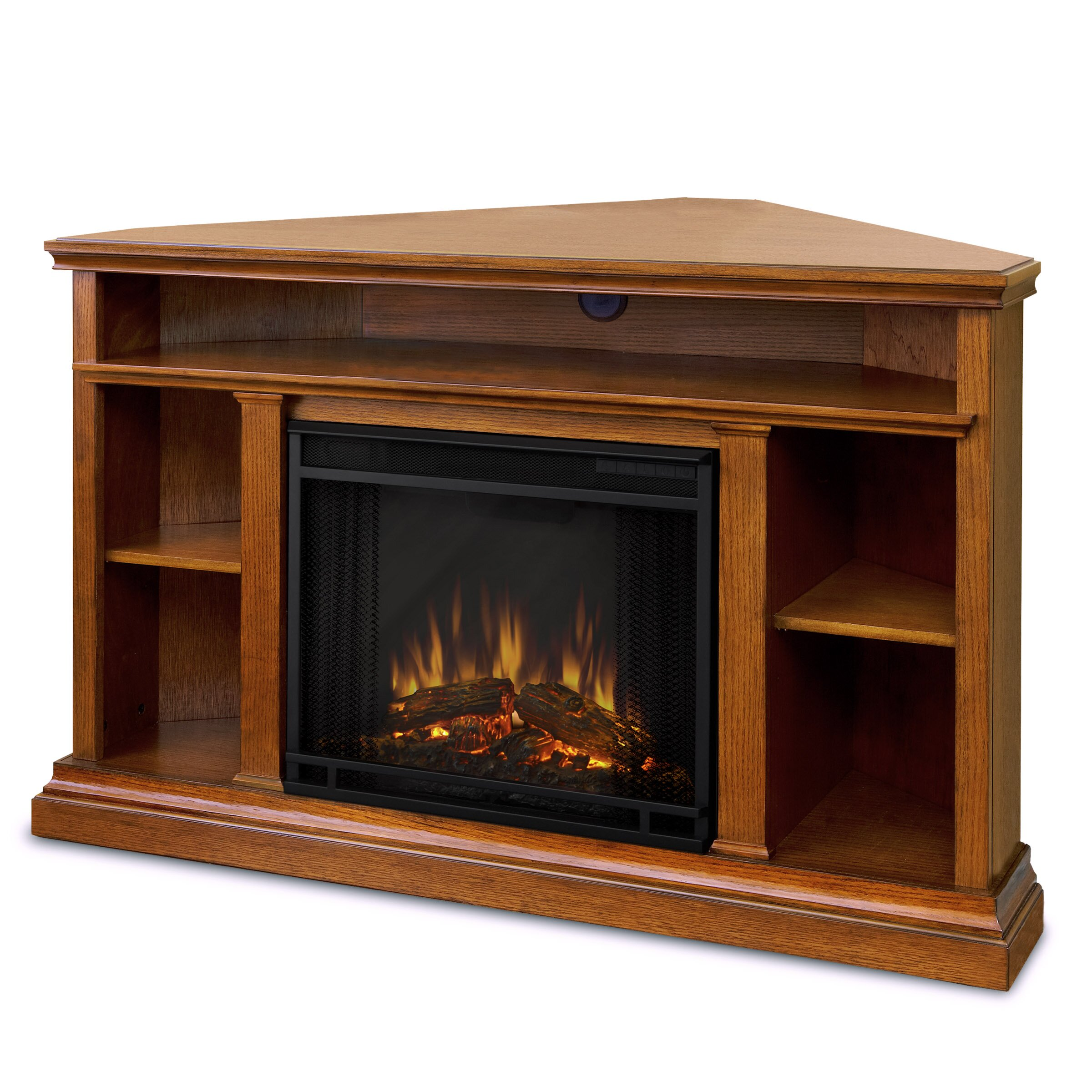 60 inch corner tv stand - Churchill Tv Stand With Electric Fireplace