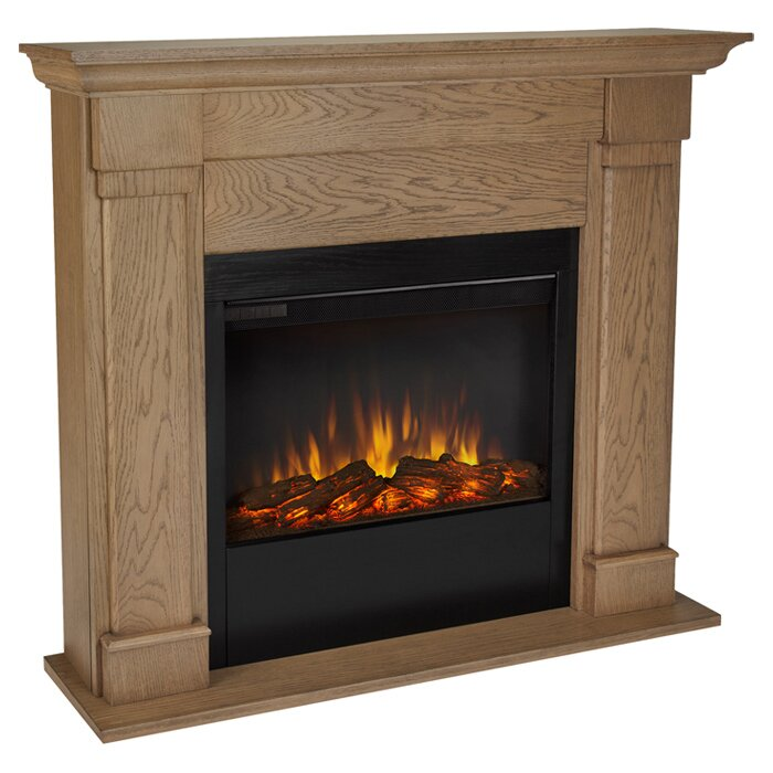 Real Flame Slim Lowry Wall Mount Electric Fireplace - Real Flame Slim Lowry Wall Mount Electric Fireplace & Reviews